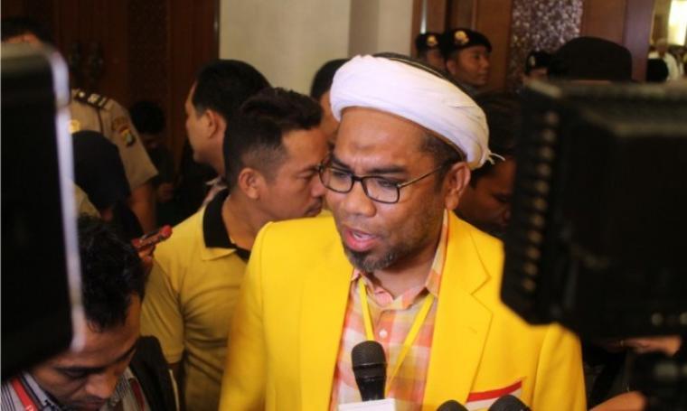 Ali Mochtar Ngabalin: Bakomubin Minta Ngabalin Minta Maaf Soal Klaim Sepihak