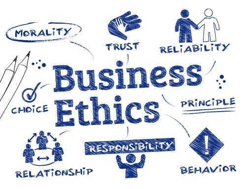 Agama Sebagai Dasar Etika Perusahaan