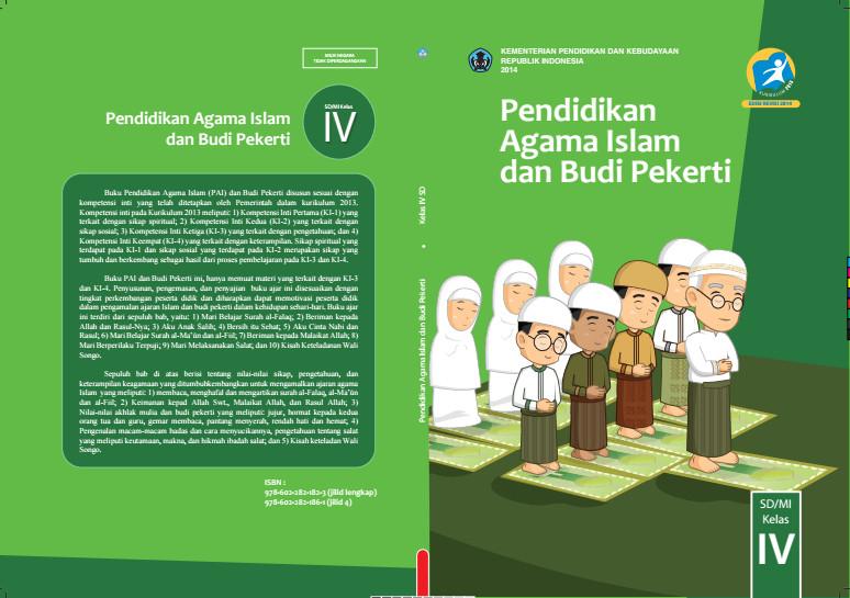 Buku Pendidikan Agama Sd Kurikulum Download Lengkap
