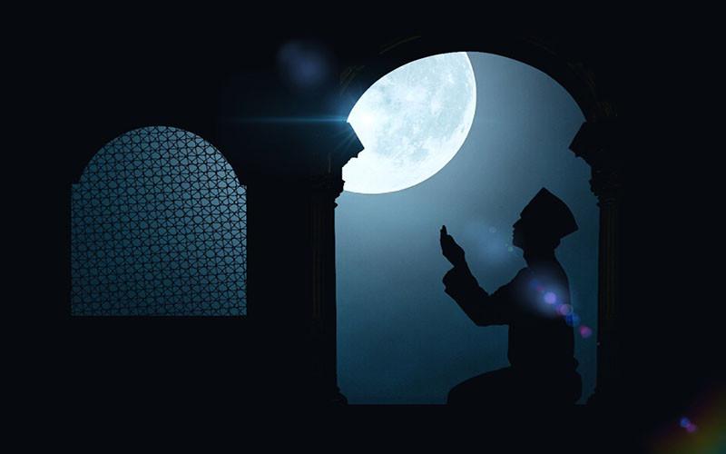 Tata Cara Shalat Gerhana Bulan
